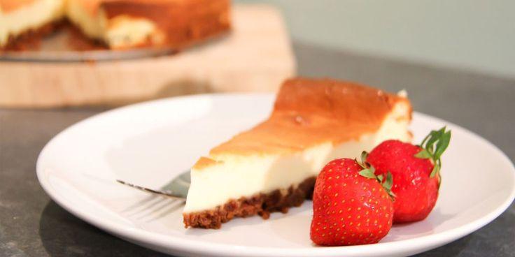 Al jaren boekt Margriet-collega Yvonne grote successen met haar eigen cheesecake…