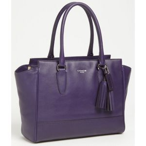 Coach - Bag - Purple - 33% DISCOUNT