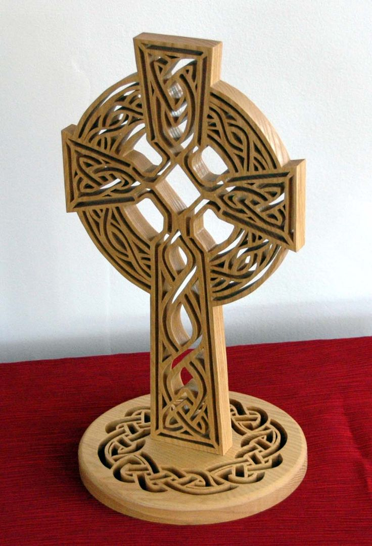 celtic cross scroll saw patterns free | Scroll Saw Woodworking & Crafts 2011 Best Project Design Contest ...