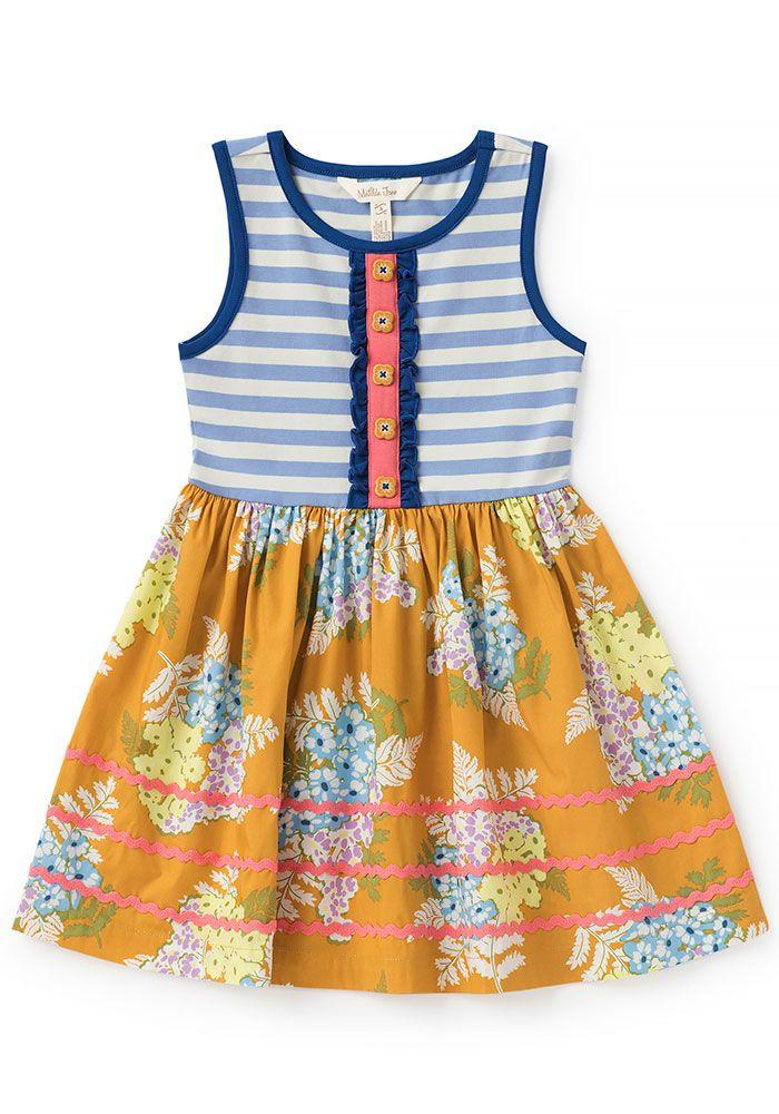 bc5ce9ad386 Gotta Bale Dress - Matilda Jane Clothing