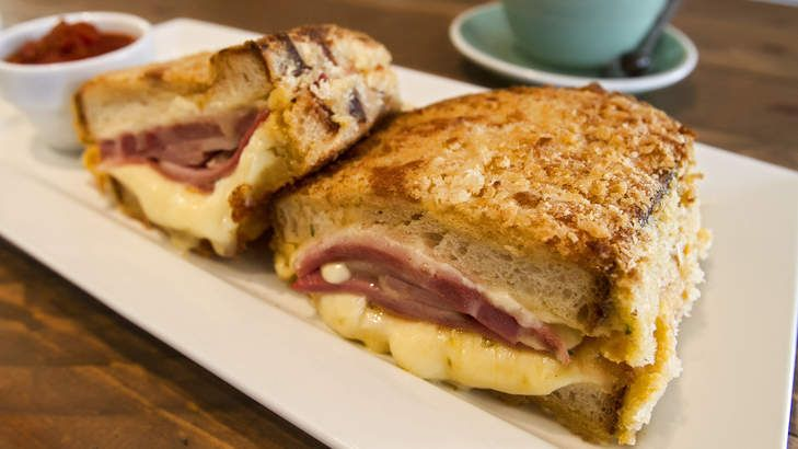 Melbourne's 10 best croque-monsieur toasted sandwiches