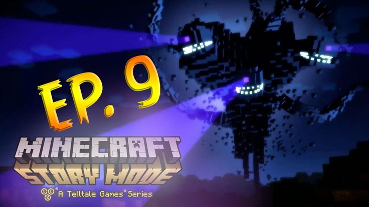 Minecraft Story Mode #9 Эпизод 4