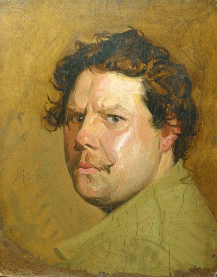 Henri Goovaerts, nog in restauratie.