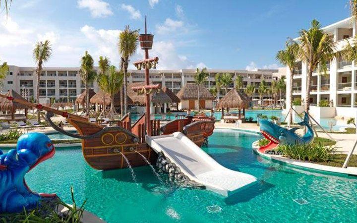 Best All-Inclusive Family Resorts: Paradisus Playa del Carmen La Esmerelda