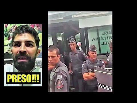 Governo do PSDB prendeu intervencionistas #SOSFFAA #LavaJatoEuApoio Protesto