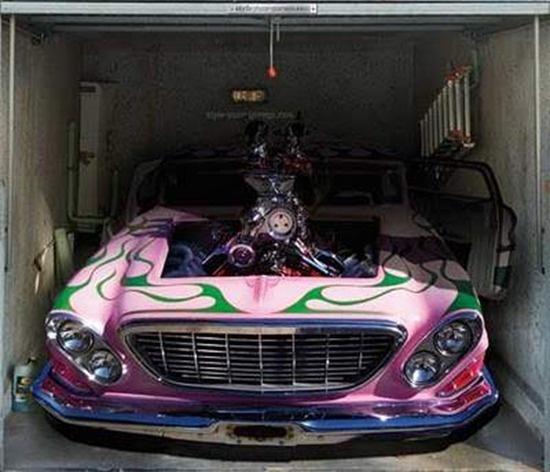 The 62 best garage door art stickers images on pinterest for Garage auto 93