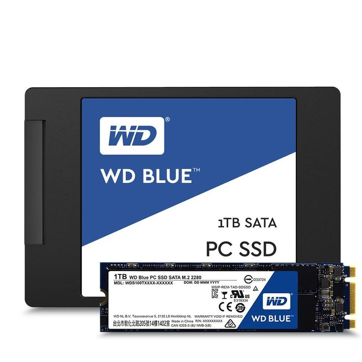 High performance solid state drive (SSD) that offers optimized storage with blazing speed and reliability.