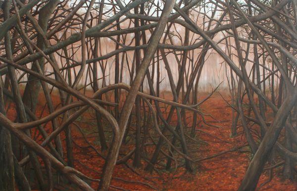 Paul Brown BA(Hons) Fine Art - Oil Painting. Contact Paul Brown via www.andymanuellstonemasons.co.uk