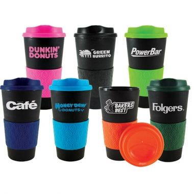 Crown - 16oz. Grip N Go Bold Let us source and imprint that perfect #Promotional #item or Gift for your Business. Get a Free Consultation http://www.promotion-specialists.com/contact-us/get-a-free-consultation/