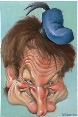ROBIN WILLIAMS CARICATURES-