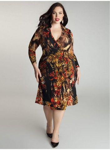 Bentley Wrap Dress  IGIGI   $56.49 sale