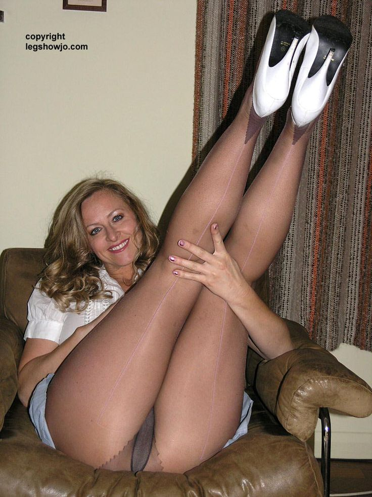 svenska milf sexiga tights