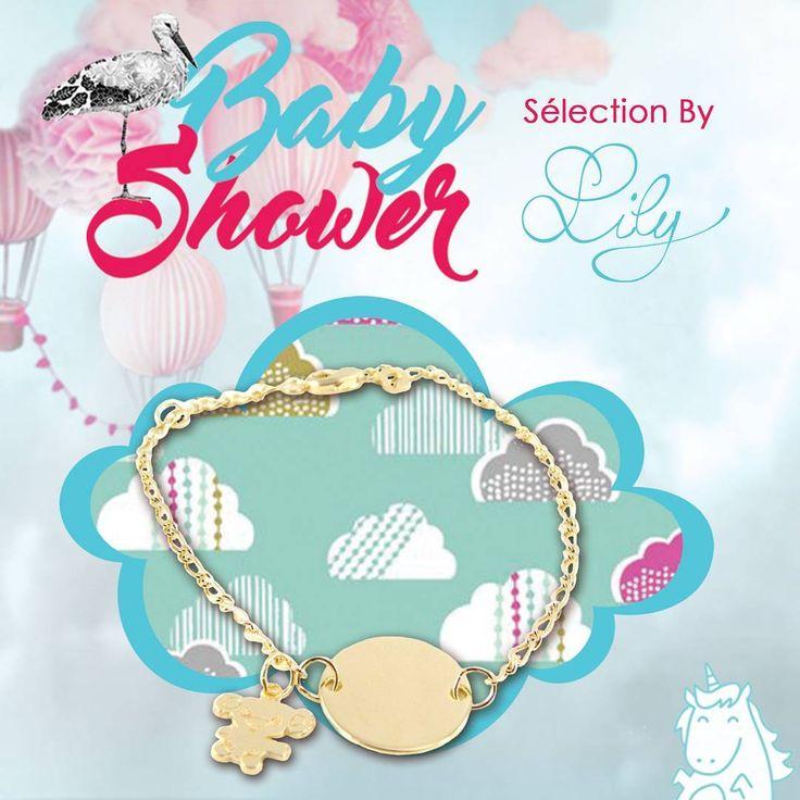 C'est le moment des Baby-Showers !  Découvrez notre sélection de gourmettes pour bébé !  #gourmette #bijoux #bijouxfantaisie #argent #plaqueor #identity #dauphin #fantaisie #identite #koala #animaux #licorne #chaton #rose #bleu #color #boy #girly #bracelet #baptêmes #communion #savethedate #gravure #personnalisation #personalised #beauty #beauté #mode #babyshower #baby