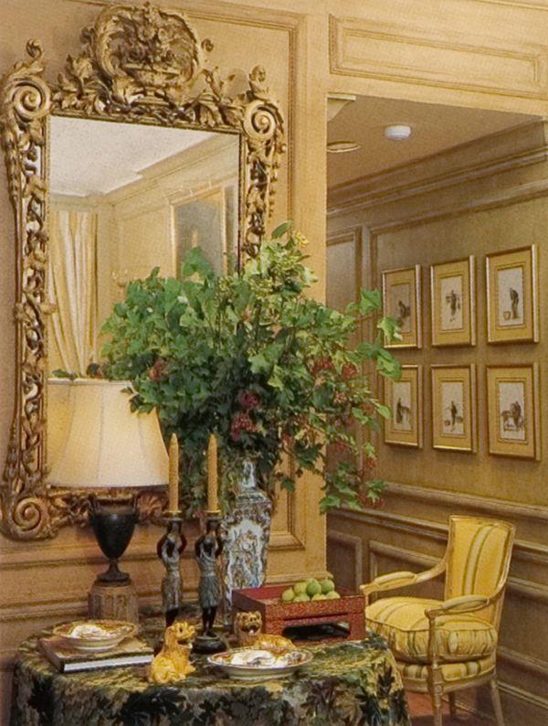 William R. Eubanks » Interior Design and Antiques » Exquisite Spaces » Living Rooms