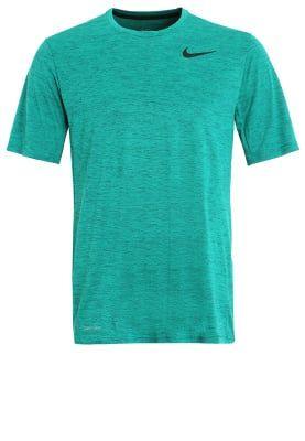 Treningsskjorter - green abyss/rio teal/black