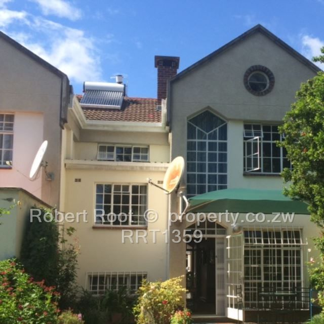 Apartment Or Townhouse For Rent: Ceres Road, Avondale, Harare North To Rent Apartments