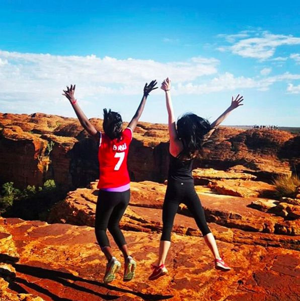 The Giles Track, Watarrka National Park, Northern Territory | 24 Breathtaking Australian Walks To Take In 2016
