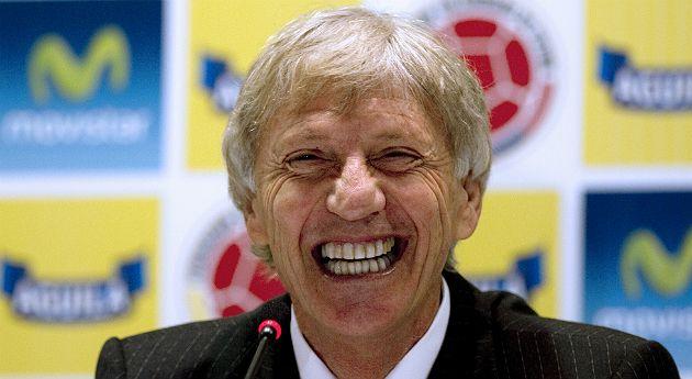 Pékerman será el técnico de Colombia cuatro años más