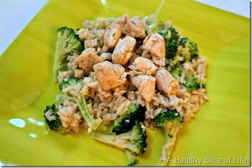 toddler meals chicken and broccoli Parmesan rice thumb 10 Simple ...