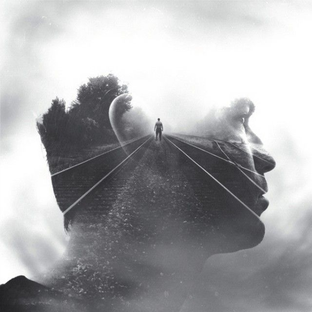 Ramdam - Inspirations et Coups de cœur — Double Exposure Photography by Brandon Kidwell