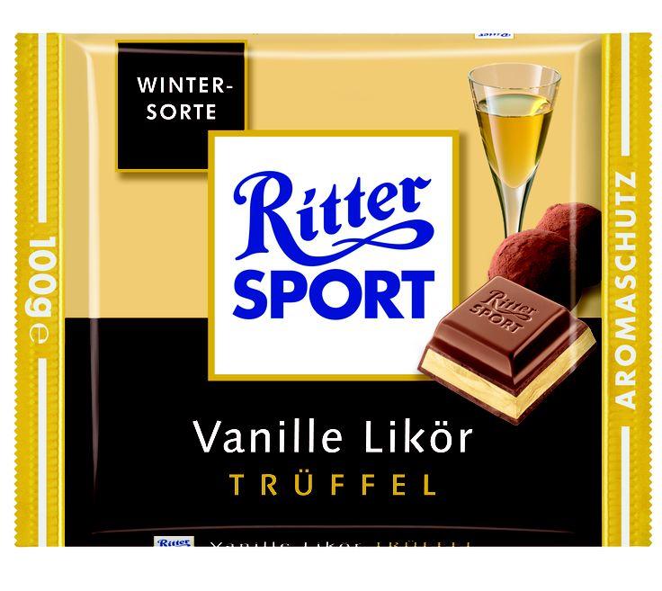 RITTER SPORT Vanille Likör Trüffel (2006)