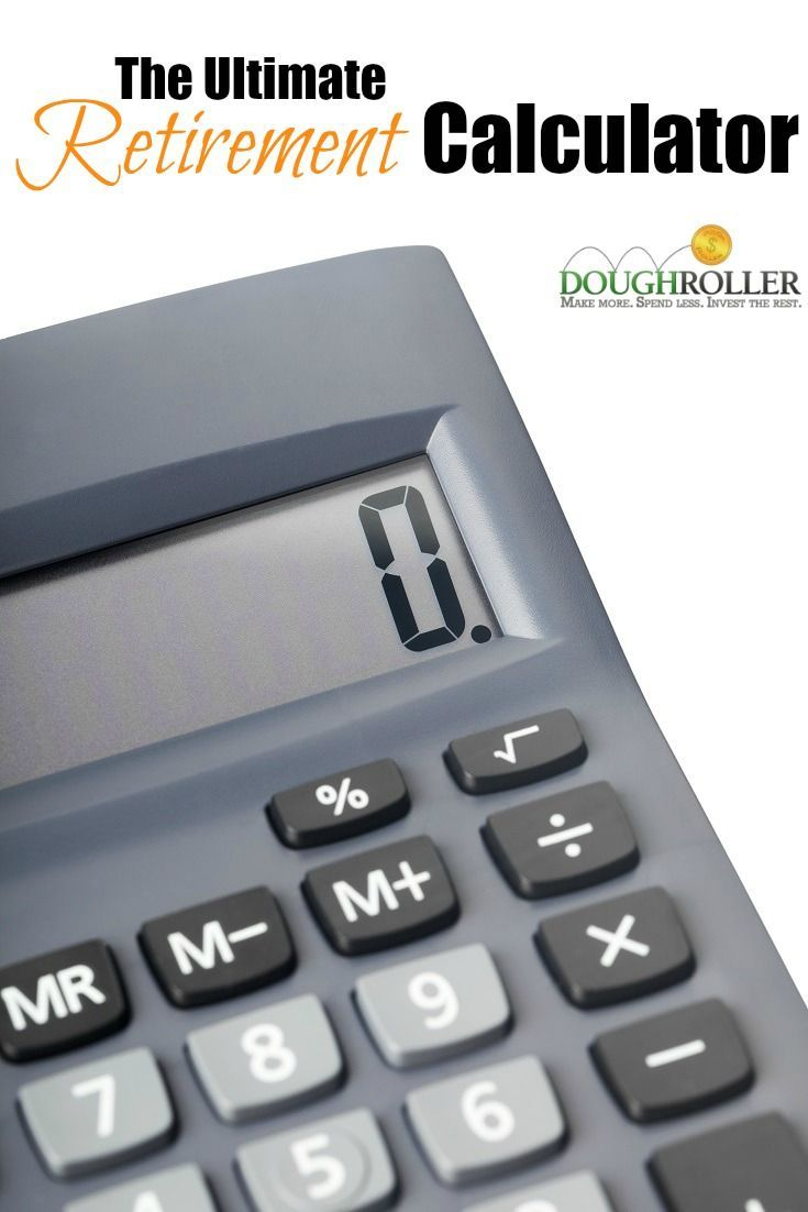 the ultimate retirement calculator and it s free money saving