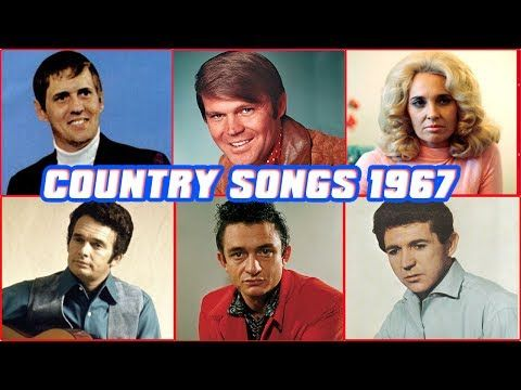 Best Country Songs 1968ღ♫ Greatest Country Songs of The 60s♪ღ♫Country Music 60s Hits - YouTube