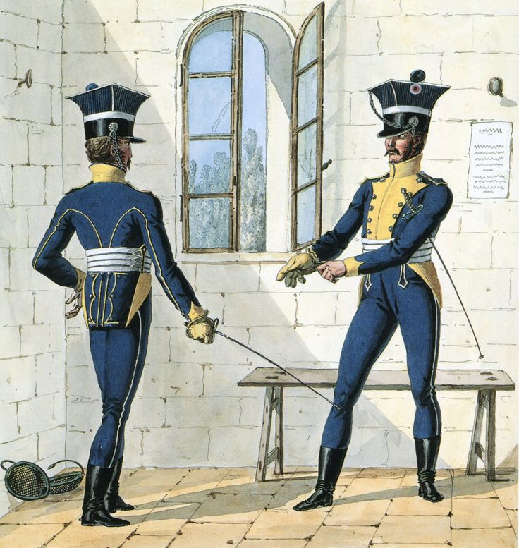 French Army 1812 Polish Regiment of Cheveux Legers Lanciers by Vernet
