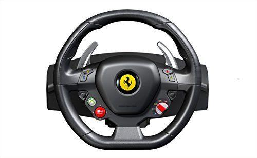 Un volant Xbox 360 pour jouer a mes jeux de course :)
