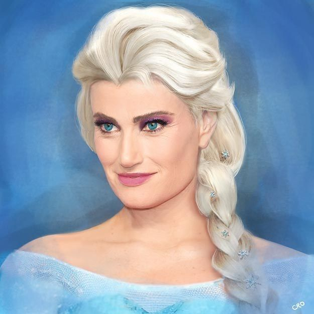 "Here's What Famous Disney ""Voices"" Would Look Like As Their Characters"