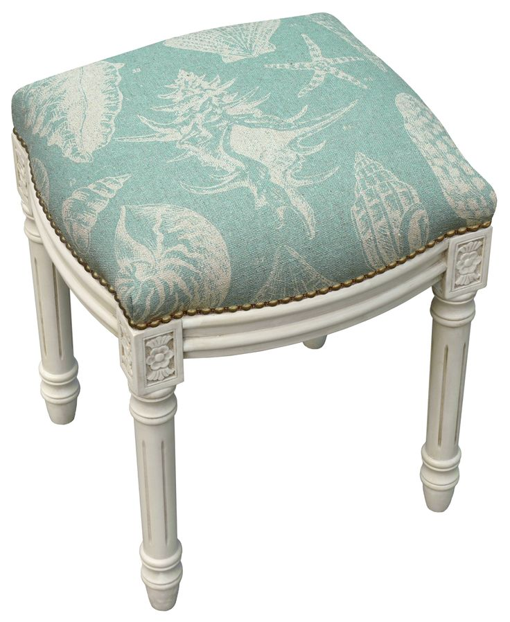 1000 Ideas About Upholstered Stool On Pinterest