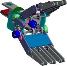 Robot Gripper End effector