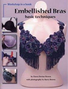 Embellished Bras by Dawn Devine Brown
