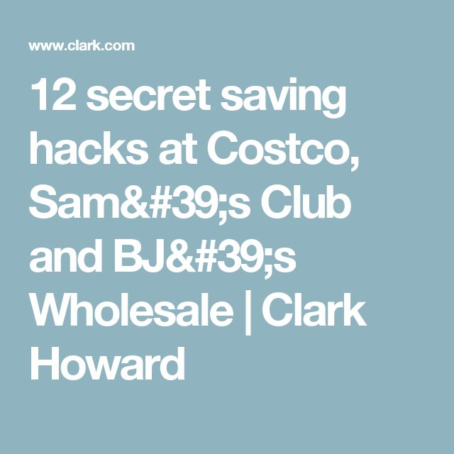 Best 25+ Sams wholesale club ideas on Pinterest Sams wholesale - costco careers