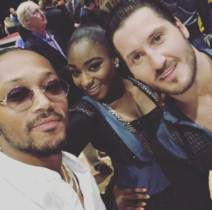 Normani Kordei and Romeo Miller Week 5 DWTS