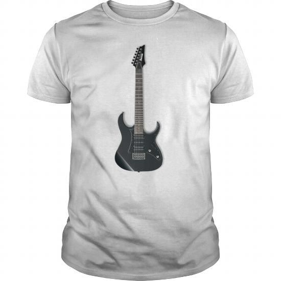 Awesome Tee GUITARRA IBANEZ PRESTIGE T shirts