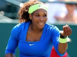 Tennis: Serena Williams Defeats Samantha Stosur To Reach Family Circle Cup Final  Serena Williams powered past Samantha Stosur 6-1, 6-1 Saturday to reach the Family Circle Cup finals. Serena quickly made sure Stosur wouldn't join the list of seven players who've beaten both sisters in the same event.  Serena Williams won the first eight points of the match and rarely let up. She broke Stosur's serve five times and wrapped up the match in 59 minutes. It was the second straight tournament…