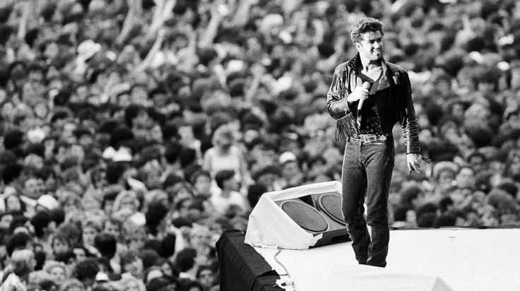 George Michael: 20 Essential Songs - has to be freedom http://www.rollingstone.com/music/lists/george-michael-20-essential-songs-w457756