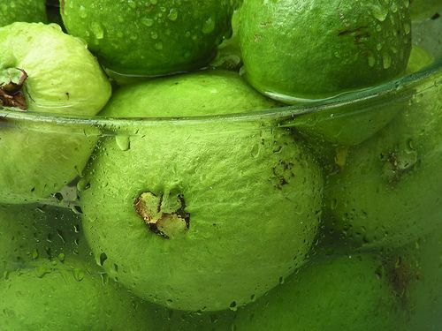 More reason to go green! Green guavas actually bring more benefits than you may know @healthaliciousness #hk #fruit #nutrition