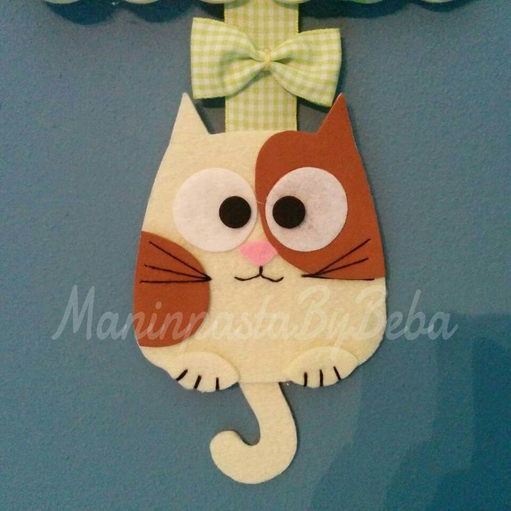 sweet kitty with sizzix owl die - link to picture only