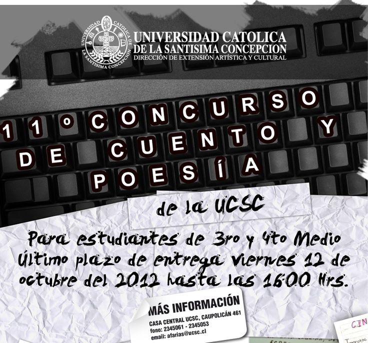 Emailing Concurso de Cuento y Poesía