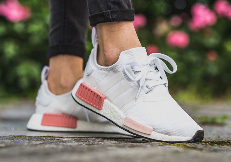 The adidas NMD R1 will release in White Rose (Style Code: BY9951) and Icey Blue (Style Code: BY9951) on Saturday, June 10th. Details here: