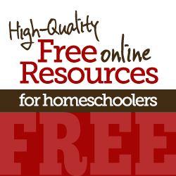 free homeschool resources