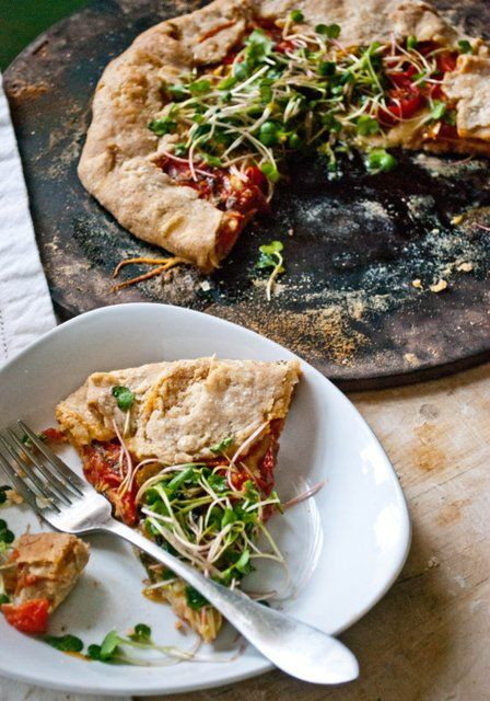 Heirloom tomatoes, Crusts and Tomatoes on Pinterest