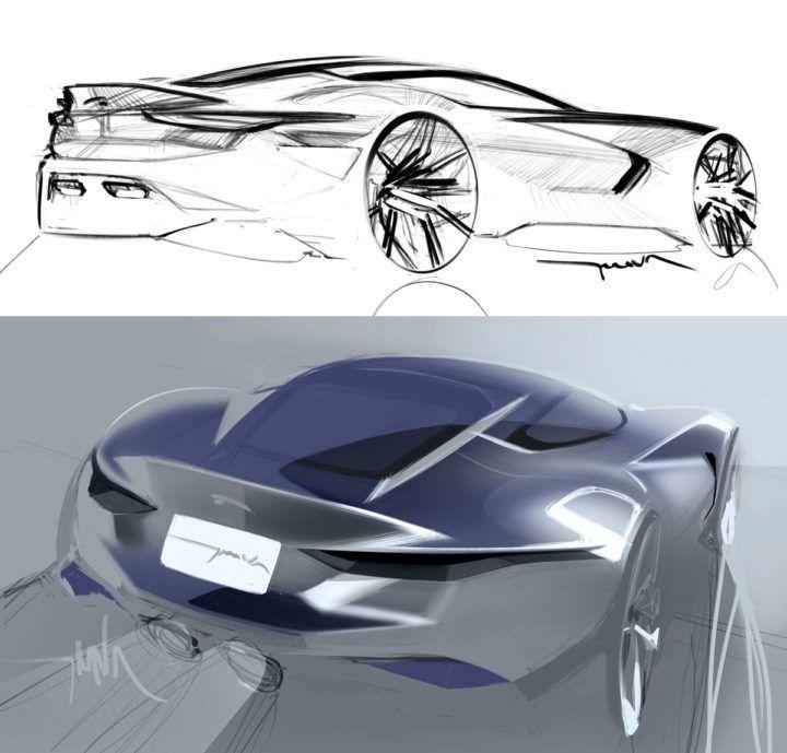 Daily Sketch: Jaguar Concepts by Thomas Stephen Smith gallery:  Thomas' work: http://thomasstephensmith.tumblr.com/