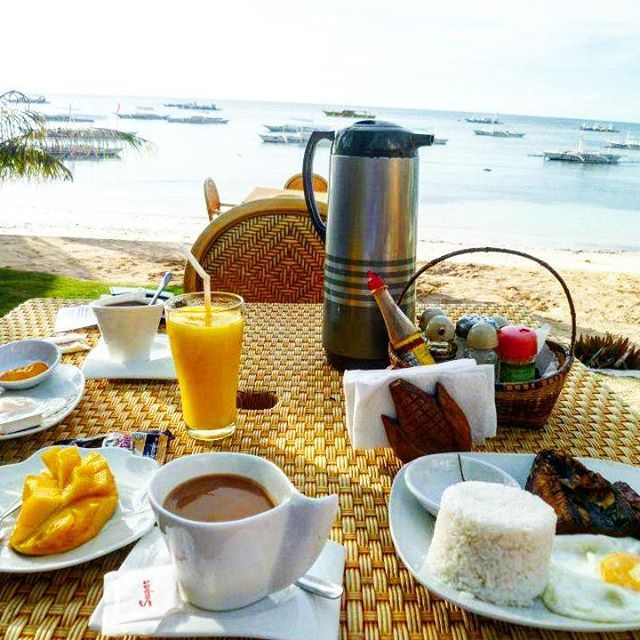 "Reminiscing the moment when you wake up and get to have a wonderful breakfast under the sunrise with a picturesque view of the sea 😍😍 . . Don't forget to visit my blog with my new article ""viaje a mi cuidad #zamboanga "" . . Click the link on my bio or this link below ↙↙↙↙ lexieanimetravel.wordpress.com . . 🔸🔸🔸🔸🔸🔸🔸🔸🔸🔸🔸🔸🔸🔸🔸🔸🔸 #asia #vacation #canon #canon_photography #photography #travel #travelgram #picoftheday #instamoment #blogger #travelblogger #philippines #pilipinas…"