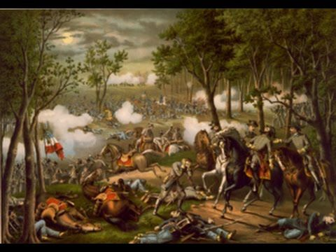 The Battle of Chancellorsville - A Live First Look - Ultimate General Civil War - YouTube