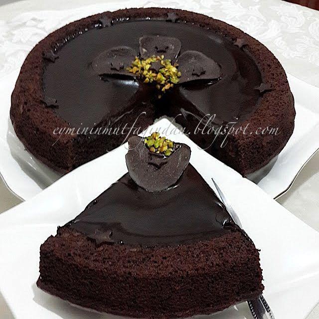 Emel'in Mutfağı: Çikolatalı Tart Kek
