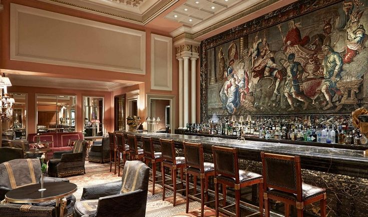 BAR ArtTable | 4 μπαρ αθηναϊκών ξενοδοχείων που ξεχωρίζουν