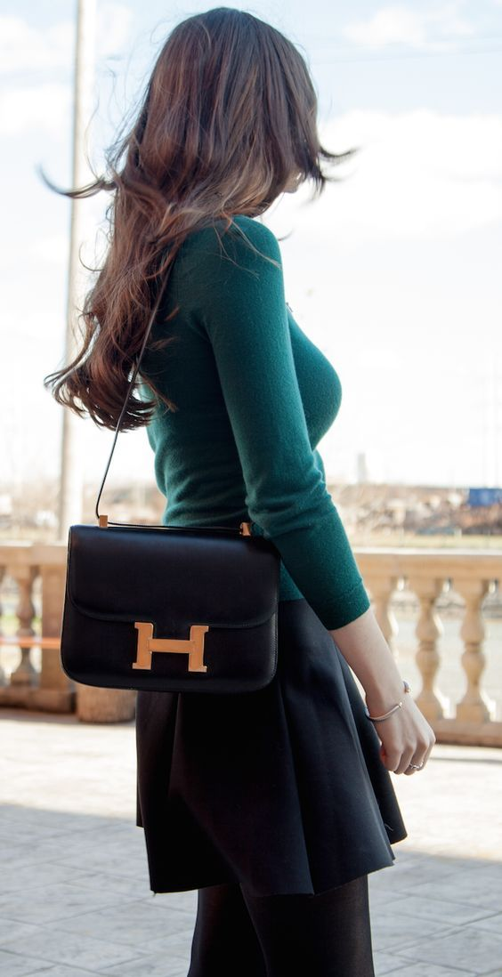 We're back with another Hermes 101 Class! Learn in-depth about the Hermes Constance Bag from features, prices, to sizes with many pictures.